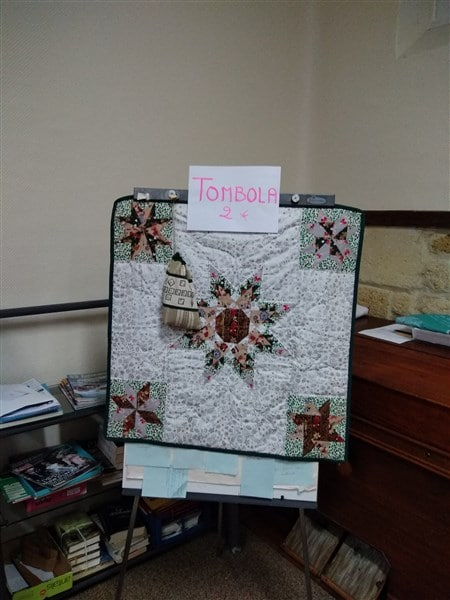 patchwork tombola